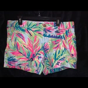 Lilly Pulitzer Callahan shorts